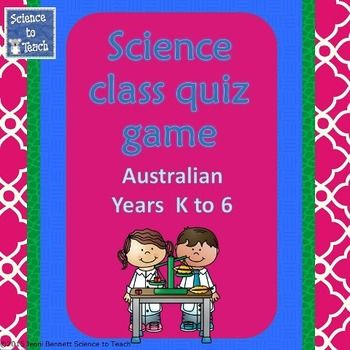 This bundled game is great for when you have a few spare minutes at the end of class. Ask a question from the question sheet included and award a number to the first student to raise their hand with the correct answer.