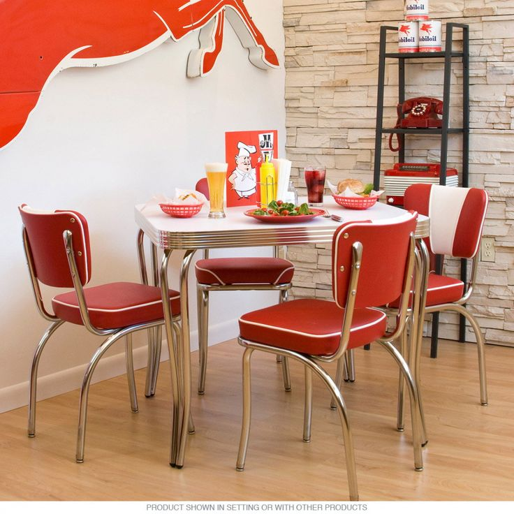 Retro Dining Room Set