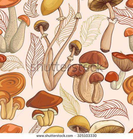 autumn leaves drawing - Google-haku