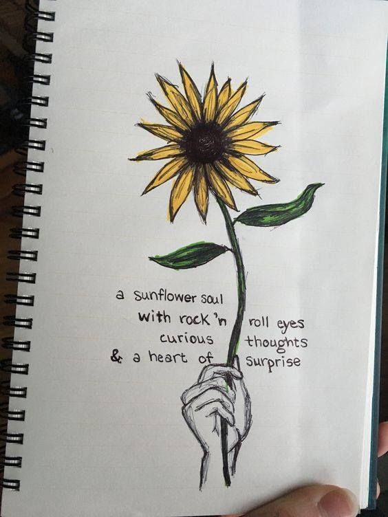 Pin By Sadie Ritenburgh On Sunflowers ☼ Sunflower Quotes