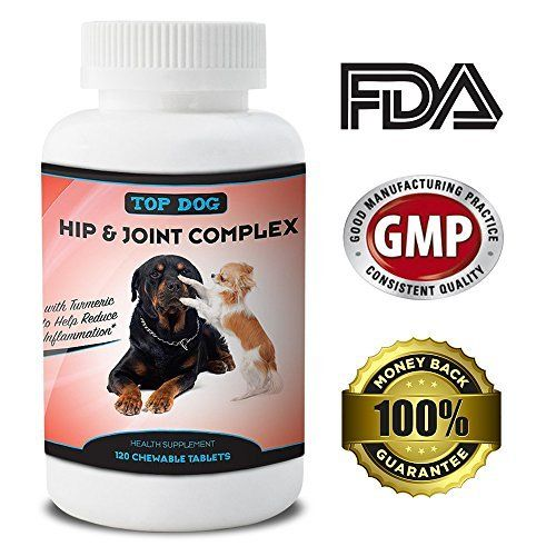 Dog Supplements for Joints - Get Arthritis Pain Relief for Dogs Now With This Top-Quality Supplement - Premium Hip & Joint Complex with Chondroitin, Glucosamine, MSM and Turmeric - Powerful Dog Supplements for Joints to Relieve Dog Arthritis!, http://www.amazon.com/dp/B00KZ07U5I/ref=cm_sw_r_pi_awdm_0Xmivb1X0Z1HS