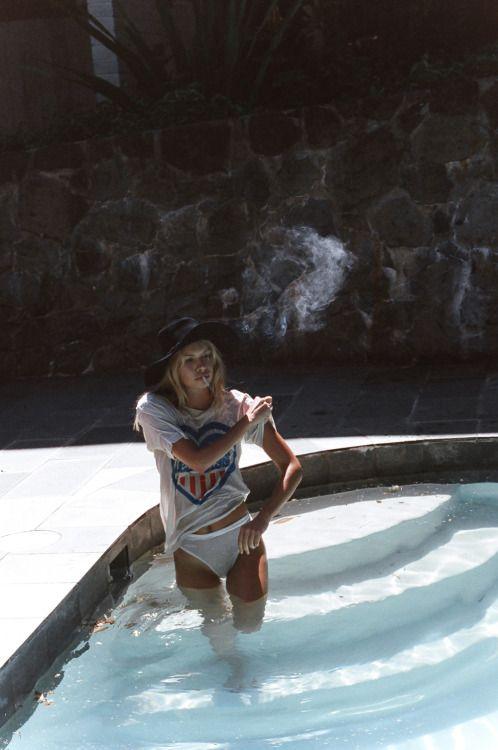 brydiemack:Alexandra Spencer by Brydie Mack for Lack of Color