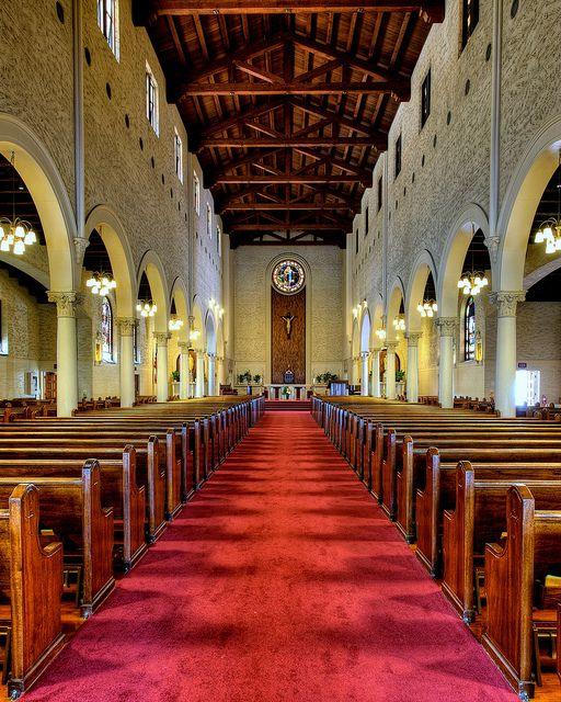 California | St. Joseph Catholic Cathedral in San Diego ...