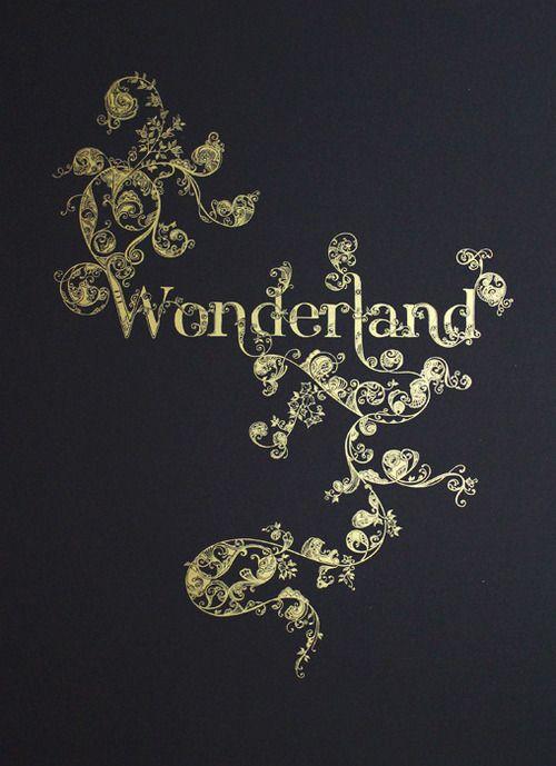schöngeist... Märchenfiguren, die aus Ranken und Dunst kommen.... Plakat?