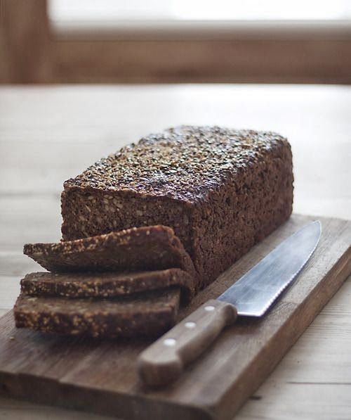 Food Bread Recipes: Danish Rye Bread