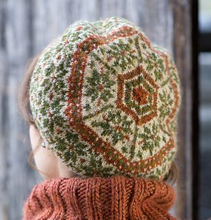 This is the PRINT subscribers' exclusive pattern in issue 68. It is not available to digital subscribers.