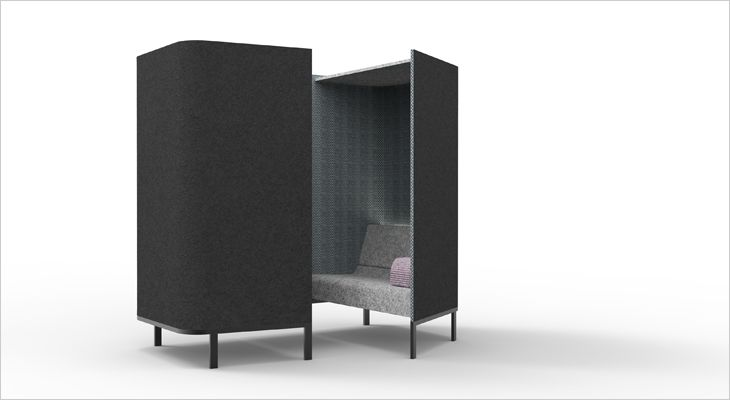 BuzziHive Akustisk Sofa Rum, Acoustic Couch