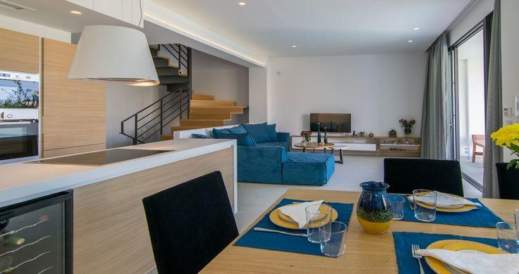 "Welcome to the ""Villa S & K"" in Crete, Greece. Your #luxury #villa #rent #greece #greek #island #vacances #grece #mygreekvilla #alouer"