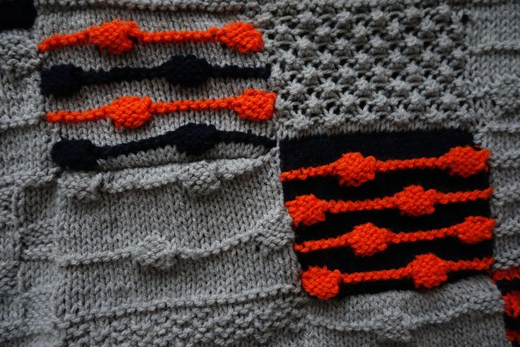 Freeform knitting is very addictive especially for someone who doesn't like to follow a pattern. For my quirky hats & cowls see my etsy shop: molettosquirkyknits