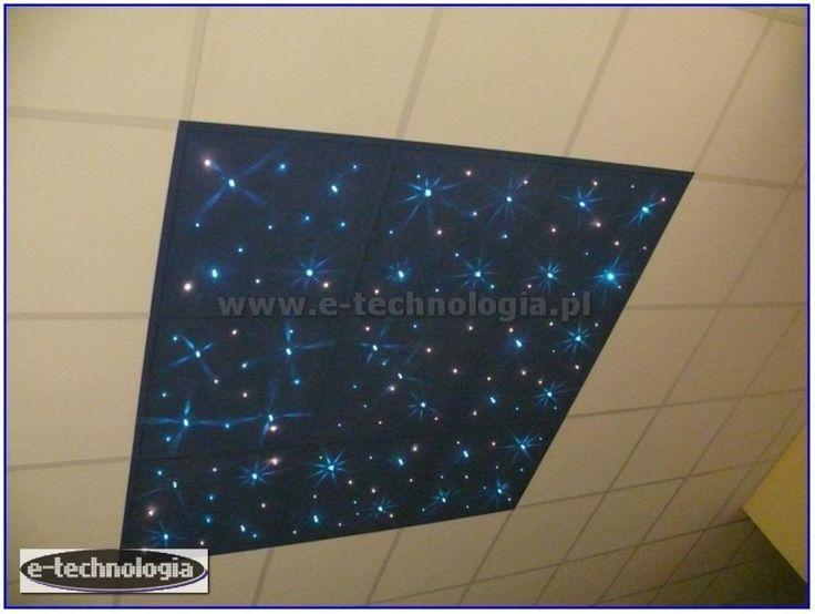 dekoracje ledowe - światłowody oświetleniowe - oswietlenie wnetrz e-technologia