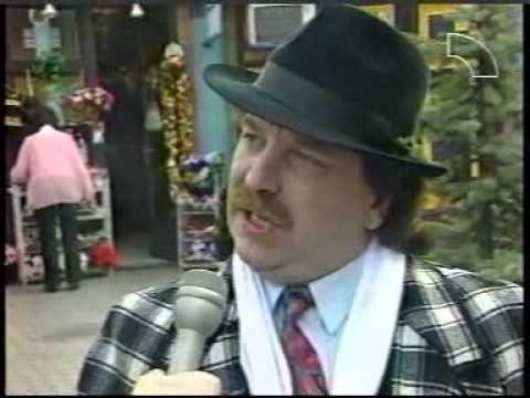 Bajor Imre egyveleg az1992-es szilveszeri műsorból