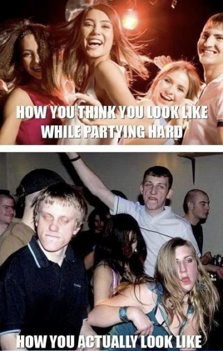 partyin', partyin', YEAH!