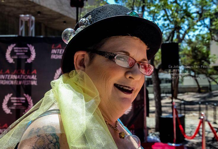 #LJFFF #redcarpet #Steampunk #fashion #style #4ChionStyle La Jolla Fashion Film Festival Amazon.com Amazon Fashion Tammy Winger Forchion