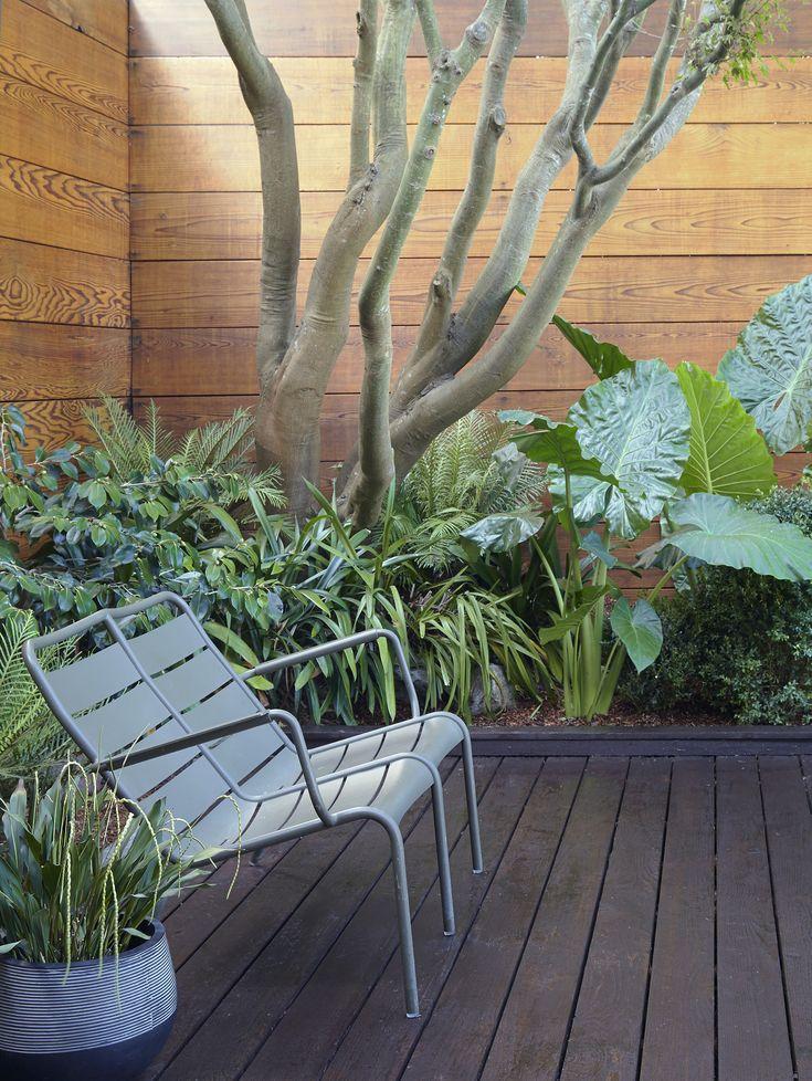 Fermob Furniture at Flora Grubb Gardens