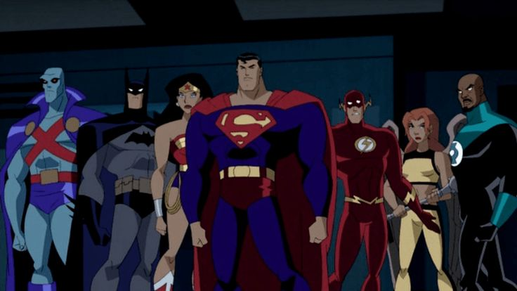 Fans and Cast Call for Justice League Animated Movie Reunion