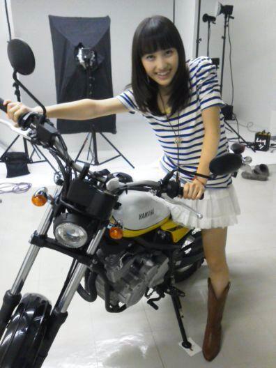 初めてなのです∵! の画像|ももいろクローバーZ 百田夏菜子 オフィシャルブログ 「でこちゃん日記」 Powered by Ameba
