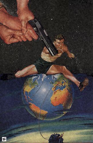 No More War © Winston Smith, 1979