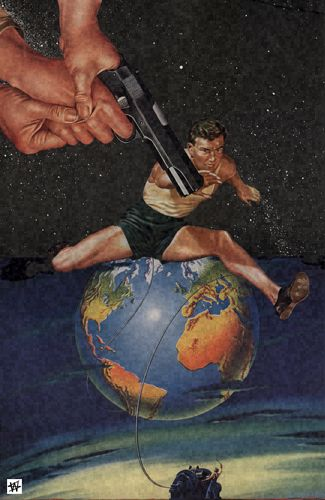 No More War © Winston Smith, 1979