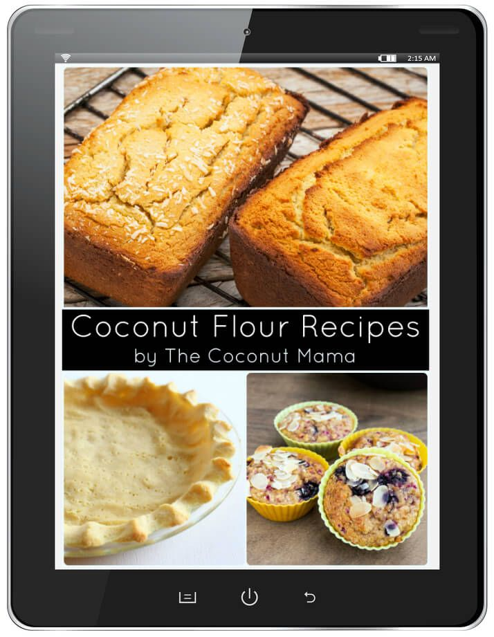 If you are gluten or grain-free and jonesing for some healthy recipes using coconut flour, this is the jackpot! Over 100 kitchen tested coconut flour recipes.