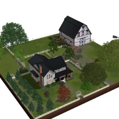Co's Farm House by chaphas - The Exchange - Community - The Sims 3