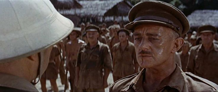 The Bridge on the river Kwai (David lean, 1957)
