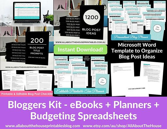 Blog planner printable planning editable pdf template worksheet workflow how to organize business tax checklist diy before and after publishing a blog post social media calendar editorial calendar template microsoft word expenses budgeting newbie https://www.etsy.com/au/listing/539940456/blog-post-planner-organizer-tool?ref=shop_home_active_1