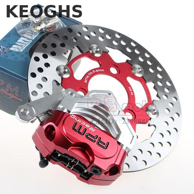 Keoghs Rpm Motorcycle Front Brake System One Set 220mm Brake Disc For Yamaha Scooter Cygnus Zr #Affiliate