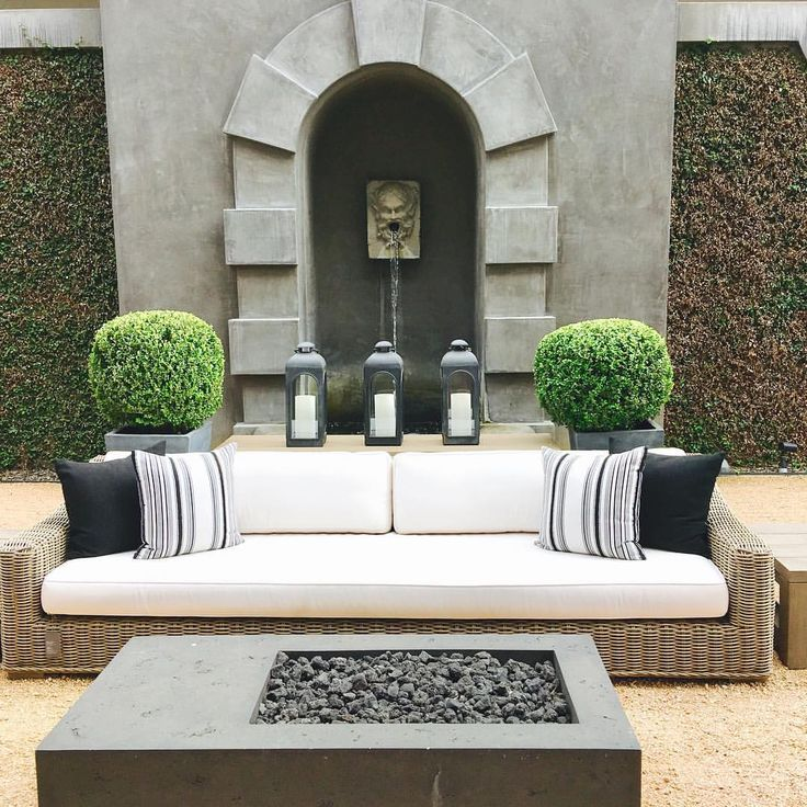 "62 Likes, 7 Comments - A Legado Life (@alegadolife) on Instagram: ""That's right People, Restoration Hardware has Outdoor Furniture out !!!!!! I am soooooo ready for…"""