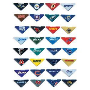 NFL Table Top Football Game $7.04 (Price Per Item: $0.22)