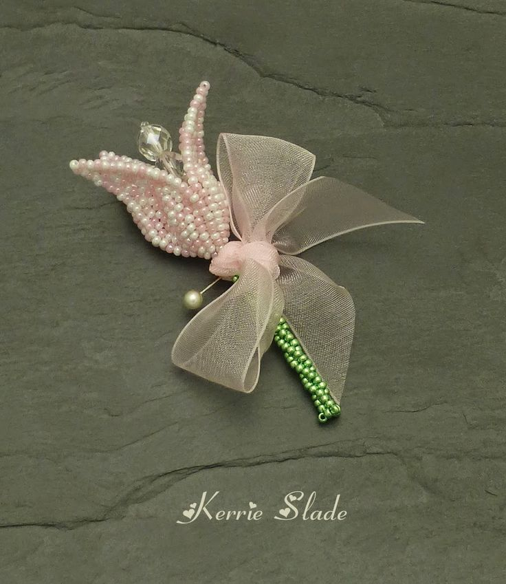 Kerrie Slade: The Wedding Collection! Buttonholes for the guests.