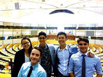 Undergraduate student Matthew Wilson blogs about studying abroad at #NYU #London.
