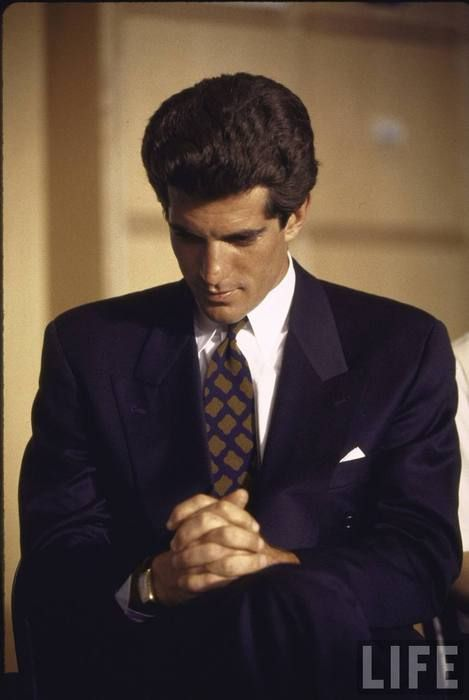 JFK Jr. killed in a plane crash in 1999. Facts from History.com. I don't work for them or anything.