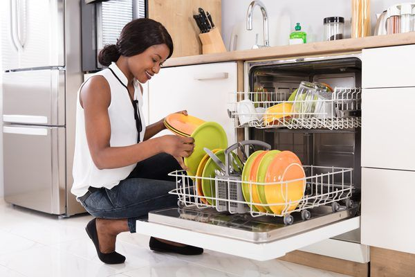 How To Attach A Dishwasher To A Stone Countertop Kitchenaid Dishwasher Countertops Dishwasher Installation