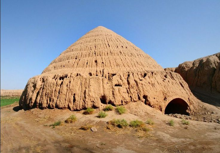 photos of ancient iran | Ancient Ice Houses of Iran | Amusing Planet