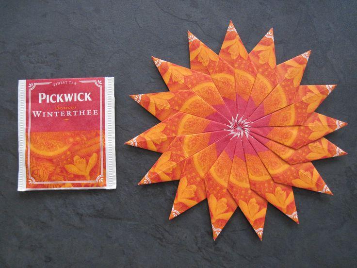 Pickwick theezakjes Seasons Winterthee