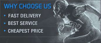 Mutcoin.com - Buy Cheapest Madden NFL 17 Coins(Mobile,XBOX ONE, XBOX 360,PS3,PS4) on the Market.WorldWide delivery within Seconds. Player to Player trading.