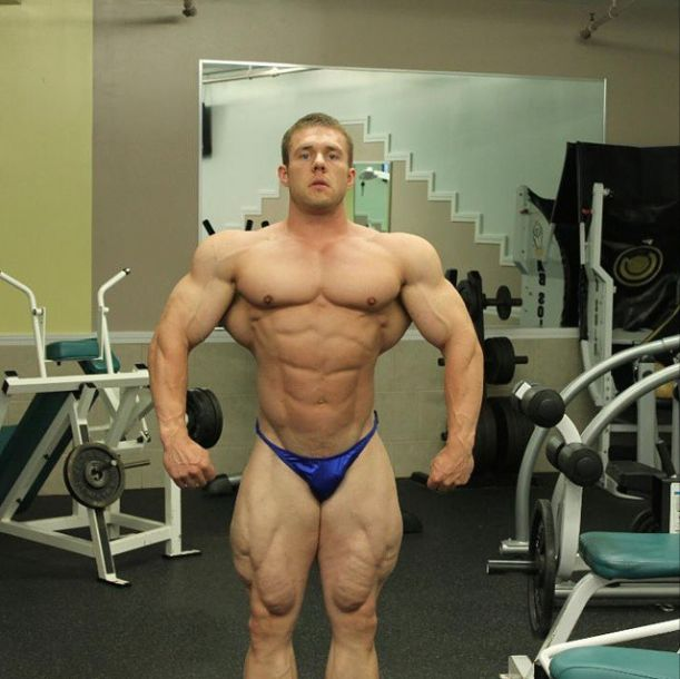 Chris Tuttle | Bodybuilding Inspiration | Pinterest