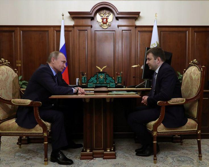 #world #news  RFE/RL: Putin names Russia's new economy minister  #freeSuschenko #FreeUkraine