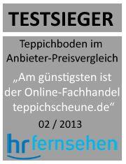 www.teppichscheune.de der Testsieger im Preisvergleich