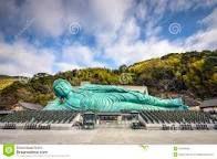 Image result for reclining buddha in fukuoka