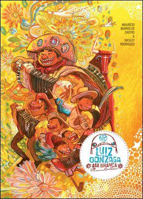 Luiz Gonzaga vai ganhar biografia em quadrinhos - COMUNICA TUDO