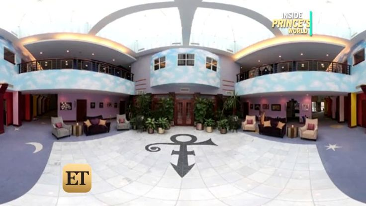 Prince's Paisley Park to open for tours starting Oct 6th..........