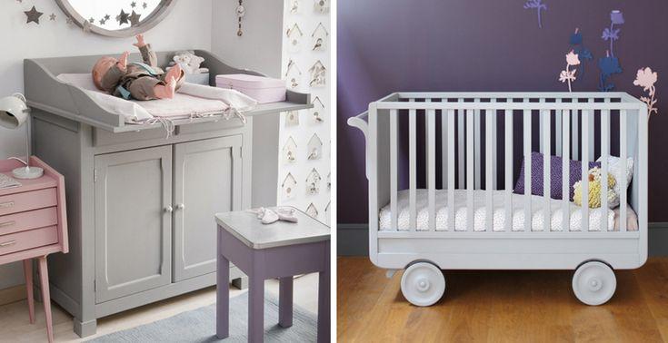 Retro meubels voor een moderne kinderkamer   | roomed.nl