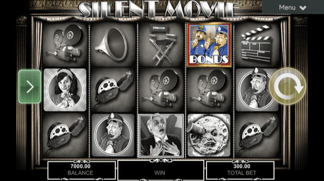 Silent Movie Slot Review | IGT