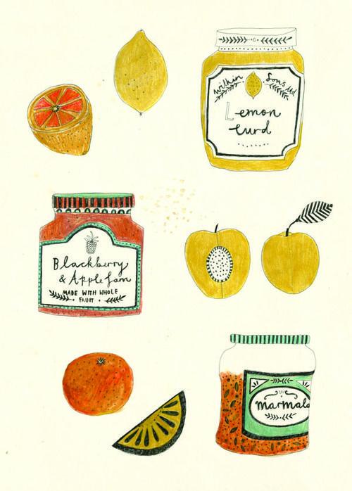 A Selection of Jams :: Katt Frank