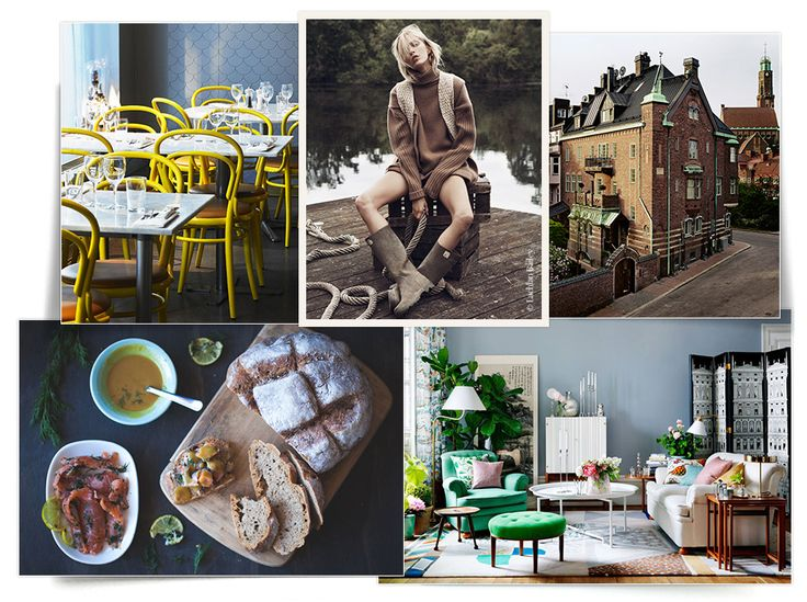 Stockholm guide from Vogue