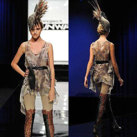 The Worst Project Runway Looks Ever
