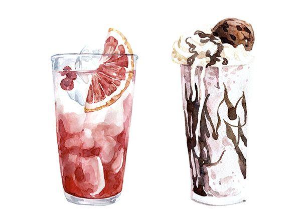 Drinkable Things by Tuan Nini