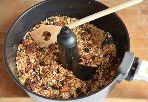 granola maison à l'actifry