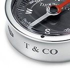 Tiffany 1837™ compass.  Keep your graduate going the right direction. Compass in sterling silver. $325